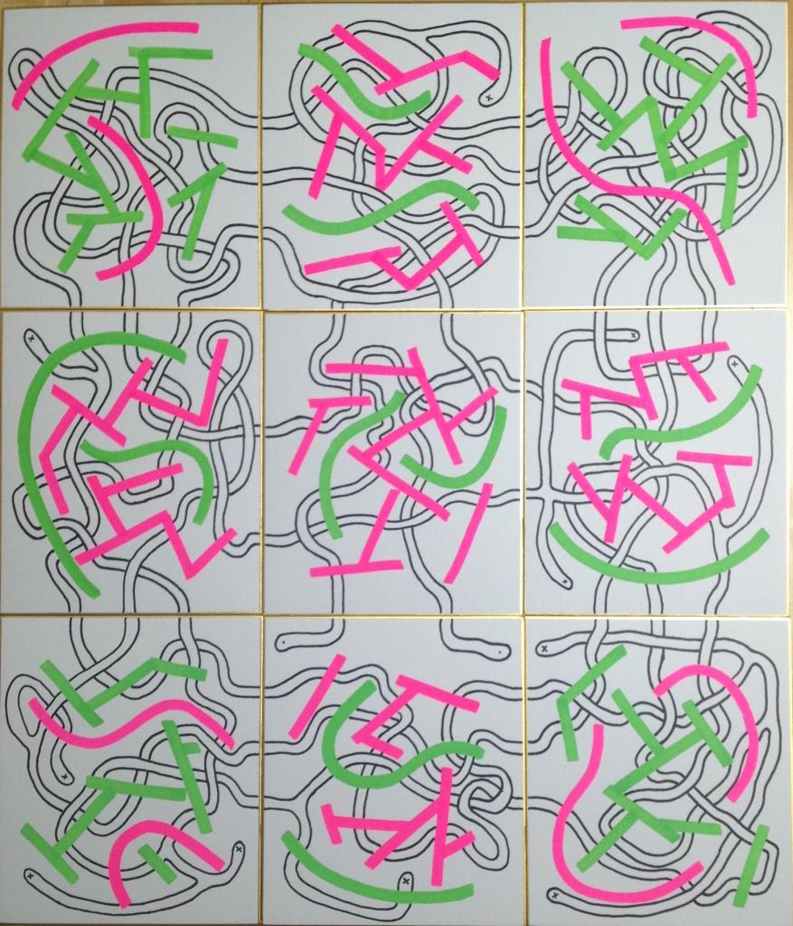 9 panels