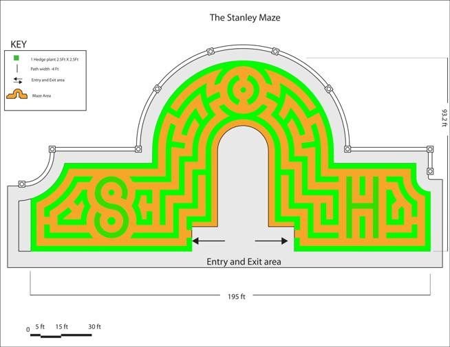 Stanley Hotel winning design