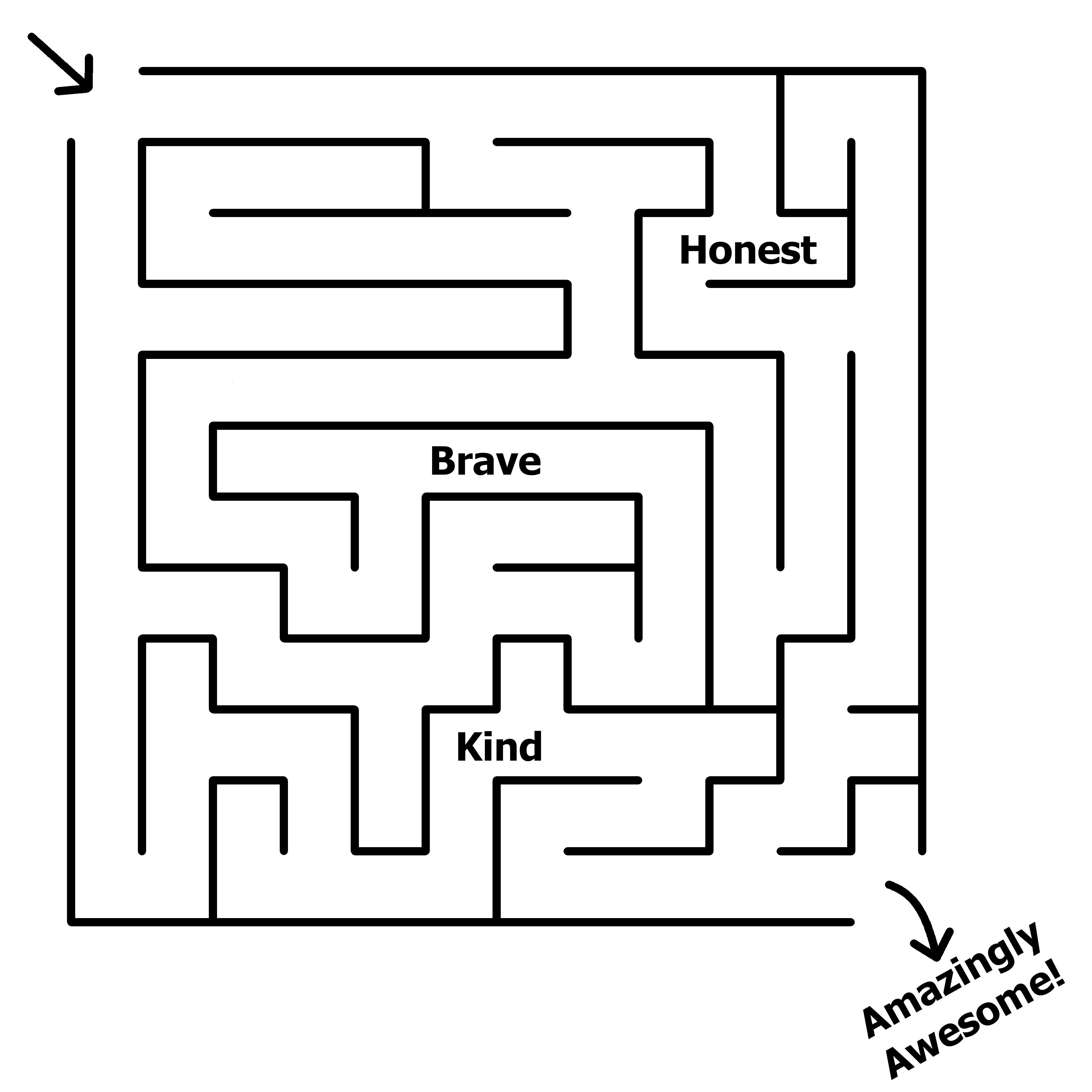 A Maze A Week